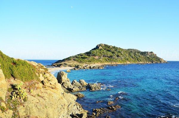 Spiaggia di Cap Taillat Ramatuelle e La Croix Valmer - Francia