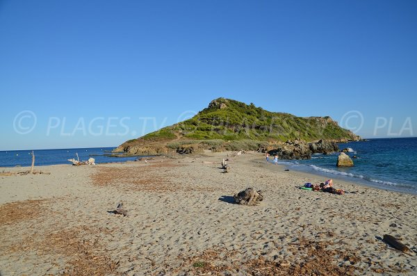 Photo de la plage du Cap Taillat