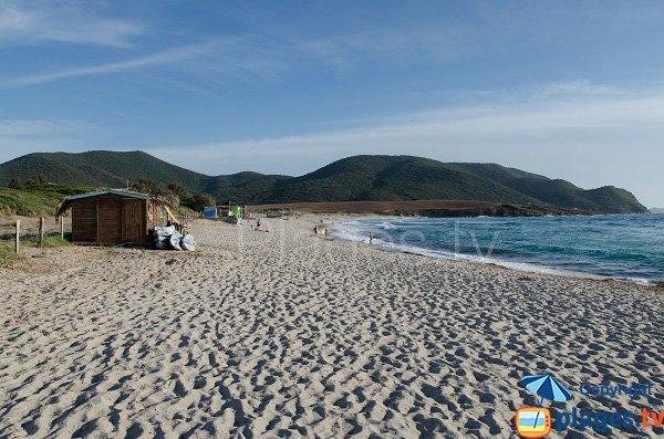 Scuola di surf - Capo di Feno - Corsica