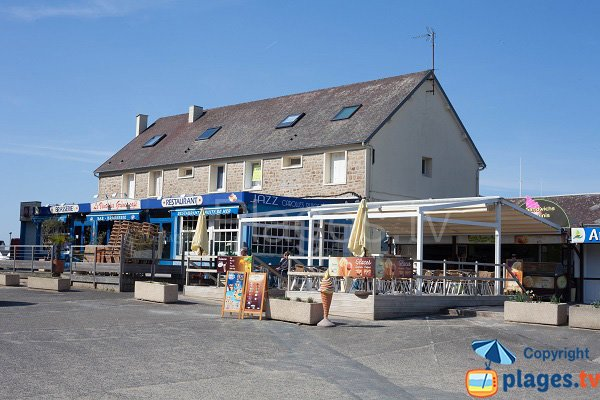 Restaurants in Carolles-Plage - Normandy