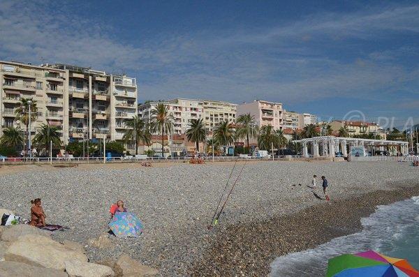 La plage du Carras est également un repére pour les pêcheurs
