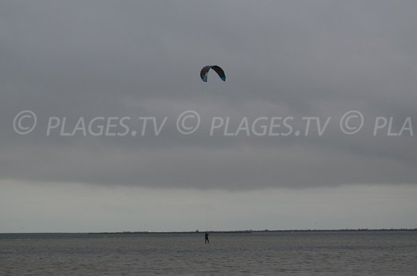 kitesurf a Port Saint Louis in Francia