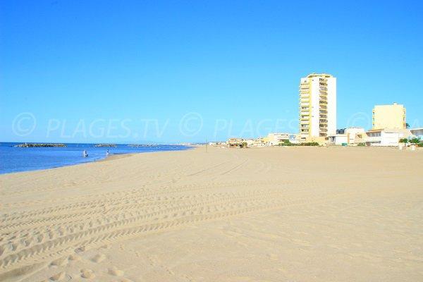 residenze secondarie - spiaggia Valras