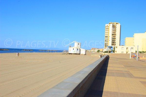 Spiaggia Casino - Valras