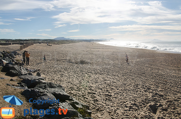 Photo of Cavaliers beach in Anglet - France