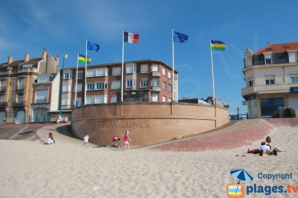 Photo de la plage Centrale de Bray-Dunes