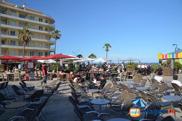 Spiaggia della  Méditerranée - Canet-Plage