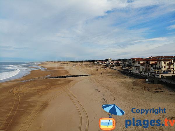 Grande plage d'Hossegor