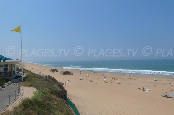 Labenne beach - France