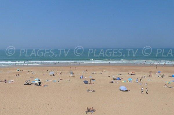 Photo of Labenne beach - France