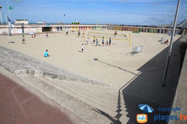 Le Touquet - Beach-Volley