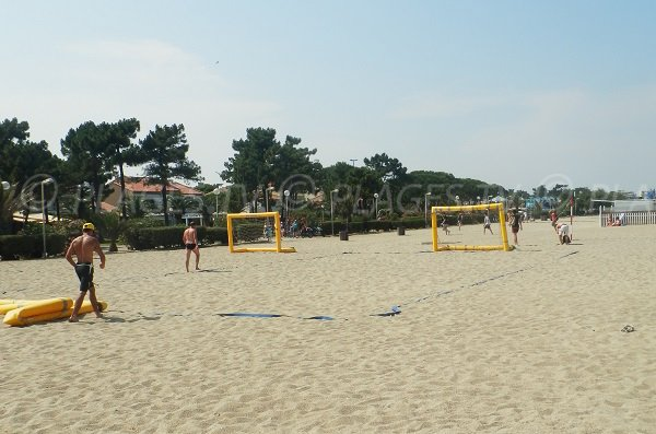 Beach Soccer à Argelès sur Mer