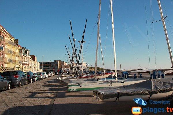 Centre nautique de Wimereux