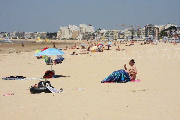 Spiaggia di Pornichet e La Baule - Francia