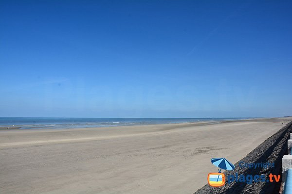 Photo of Quend beach in France