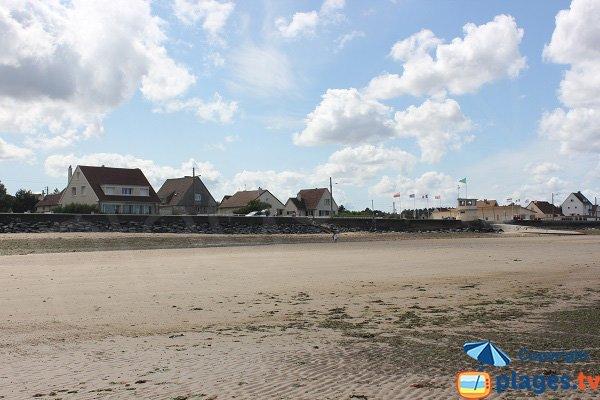 Plage de Ver sur Mer - Calvados