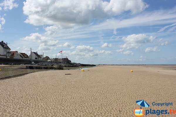Photo of Ver sur Mer beach in Normandy