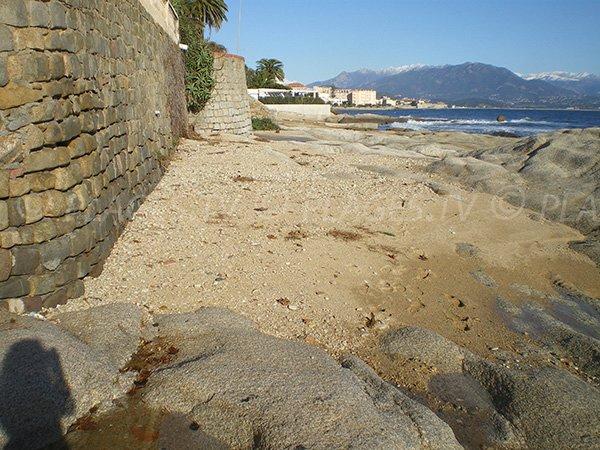 banco di sabbia - Chapelle des Grecs - Ajaccio