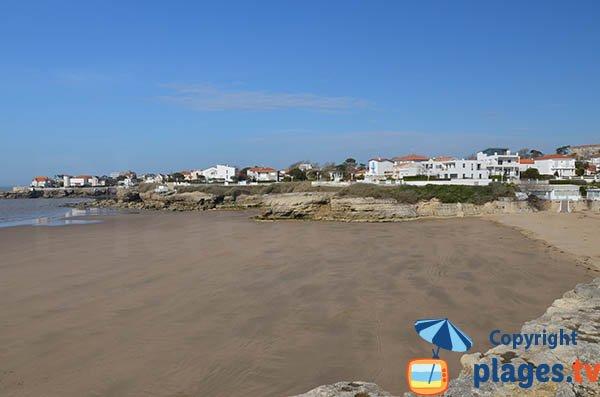 Photo de la plage Chay à Royan