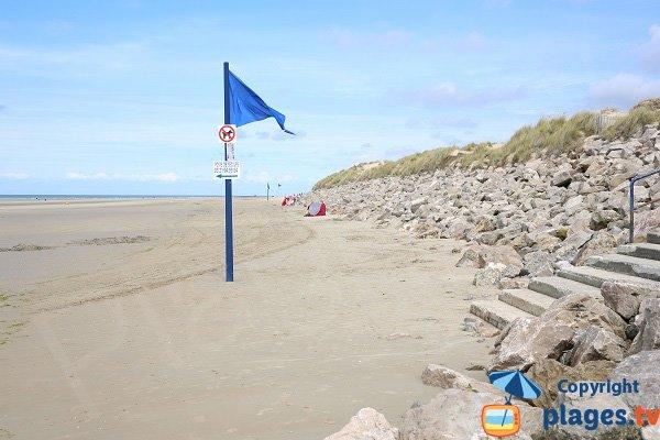 Photo de la plage du Chemin des Bateaux à Sainte-Cécile