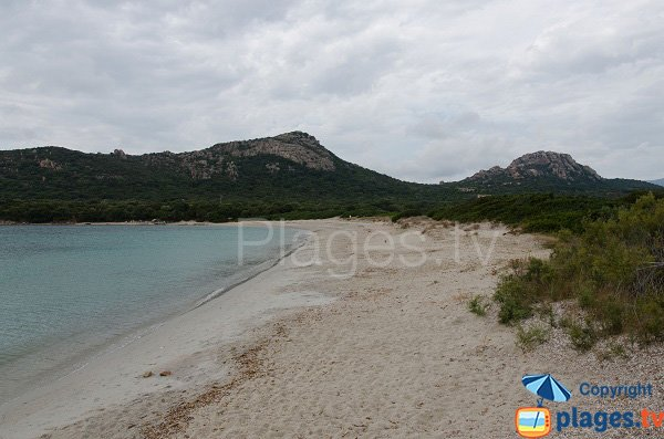 Anse de Chevanu - Plage principale