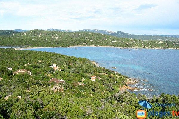 Anse de Chevanu - Corse du Sud