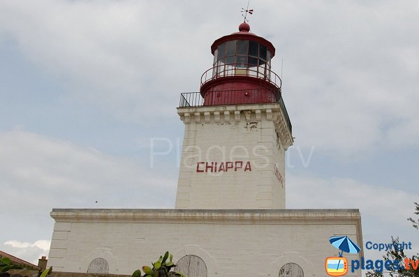 Chiappa lighthouse