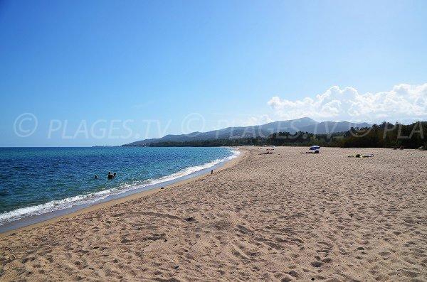 Photo de la plage de Chiola en Corse - Solaro
