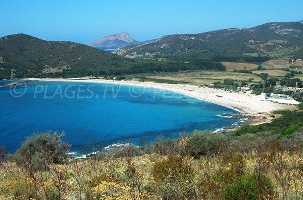 Photo of Chiuni gulf in Cargèse
