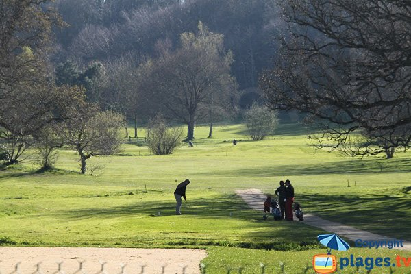 Golf de Carantec - Le Clouet