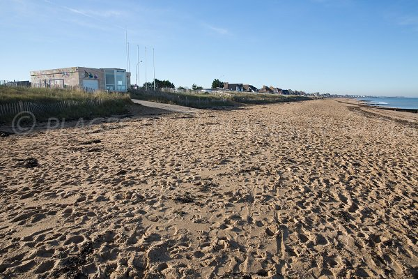 Photo of Colleville Montgomery beach - France