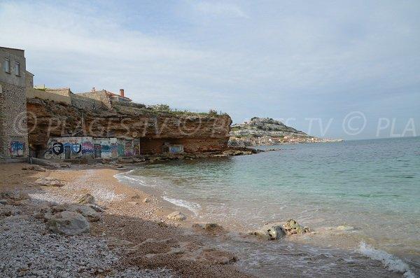 Porto della Madrague - Spiaggia Colombet