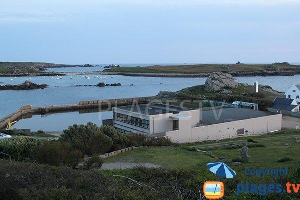 institut de recherche halieutique à Porspoder