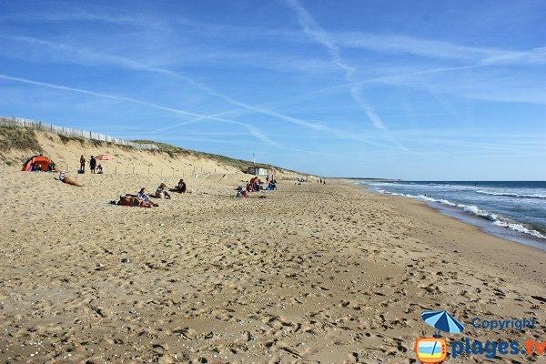Bud Bud beach - Longeville sur Mer