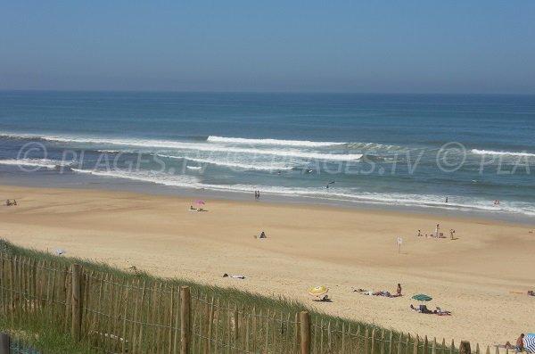 Spiaggia di Contis in Francia