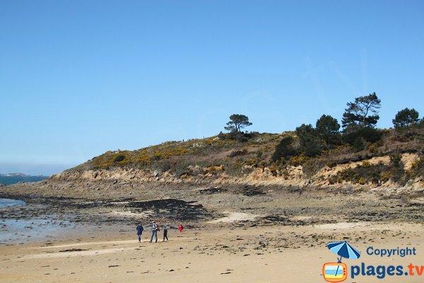 Pointe du Cosmeur à Carantec