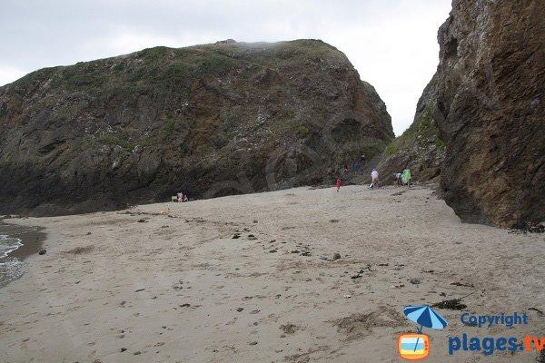 Crique de sable du Cotentin - Planguenoual