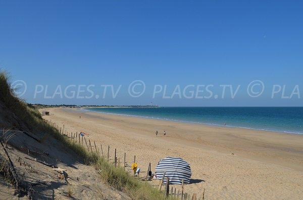Photo de la plage Couny - Saint Clément les Baleines