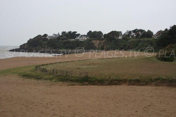 Photo of Courance beach in Saint Marc sur Mer - France