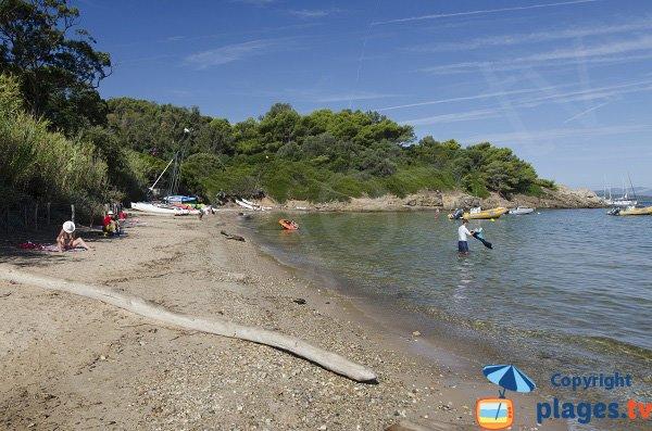 Sport acquatici a Porquerolles - Il Courtade