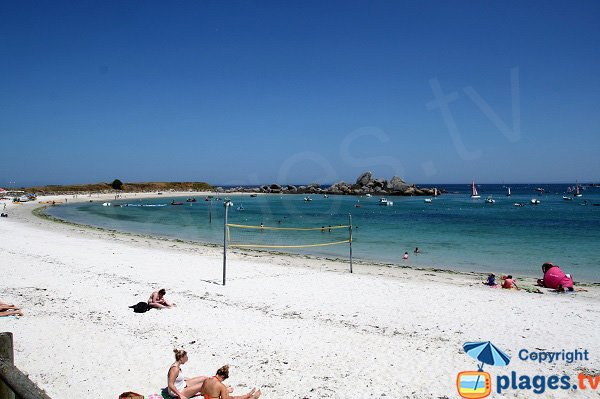 Photo of Crapauds beach in Brignogan-Plage - France