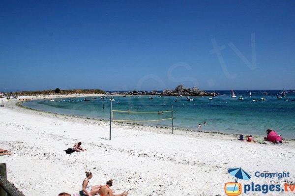 Photo of Crapauds beach in Brignogan-Plage - France