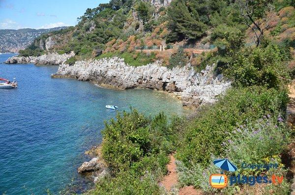 Coastal path - St Jean Cap Ferrat