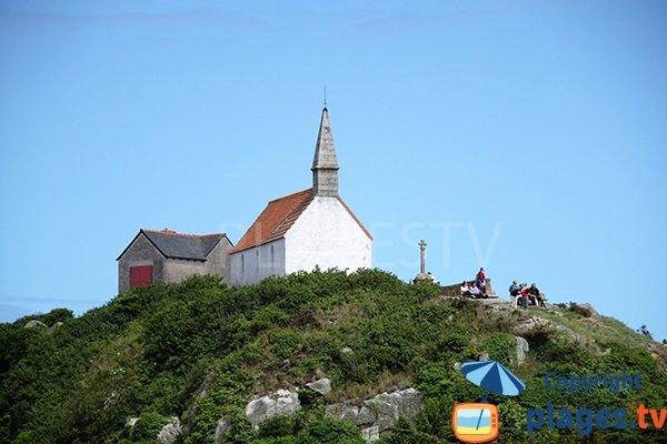 chapelle Saint-Michel sur l'ile de Bréhat