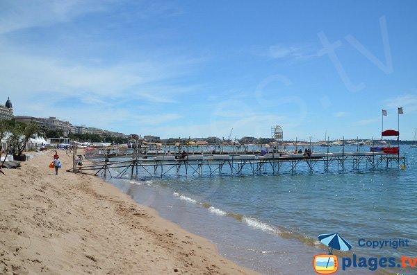 Spiagge private della Croisette - Cannes