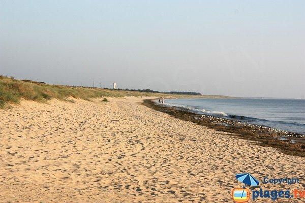 Secret beach in Noirmoutier - Croix Rouge - Barbatre