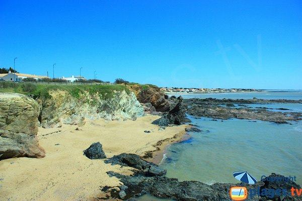 Plage Centre Ville Bretignolles Sur Mer