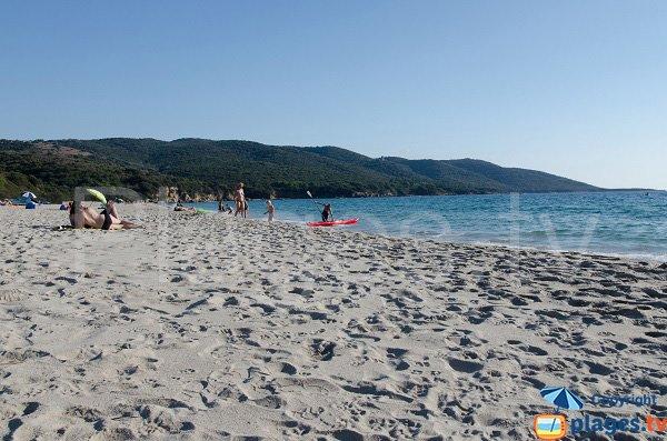 Photo of Cupabia beach - Corsica