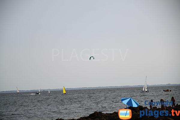 Kitsurf et nautisme