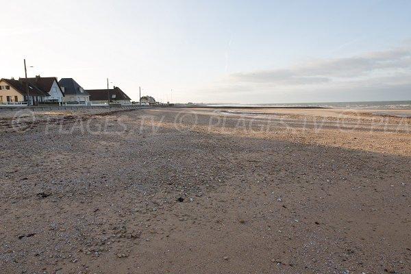 Photo de la plage du Débarquement de Bernières